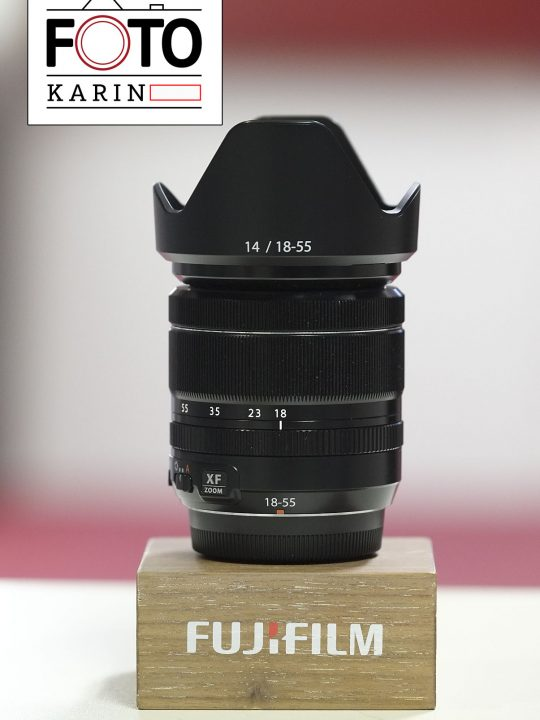 Objectieven Fujifilm