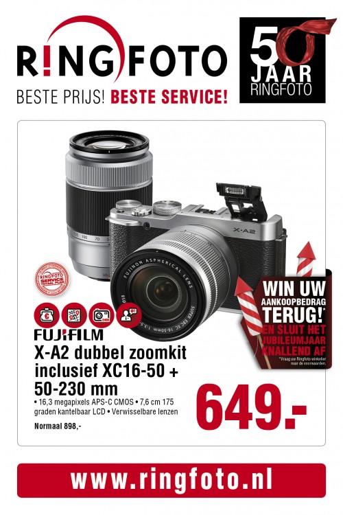 Prijskaart-Fujifilm-X-A2