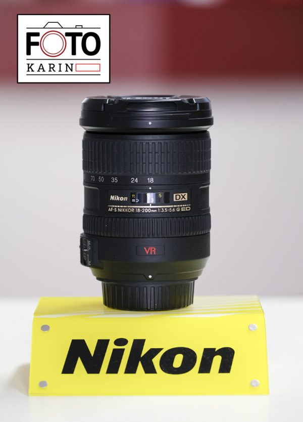 Objectieven Nikon