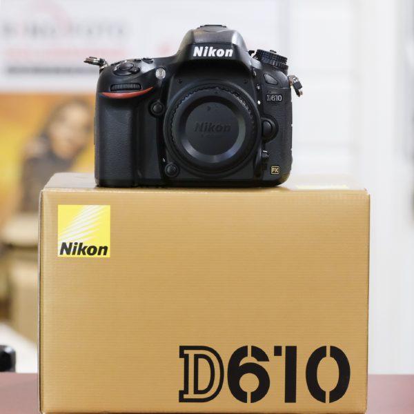 Nikon spiegelreflex