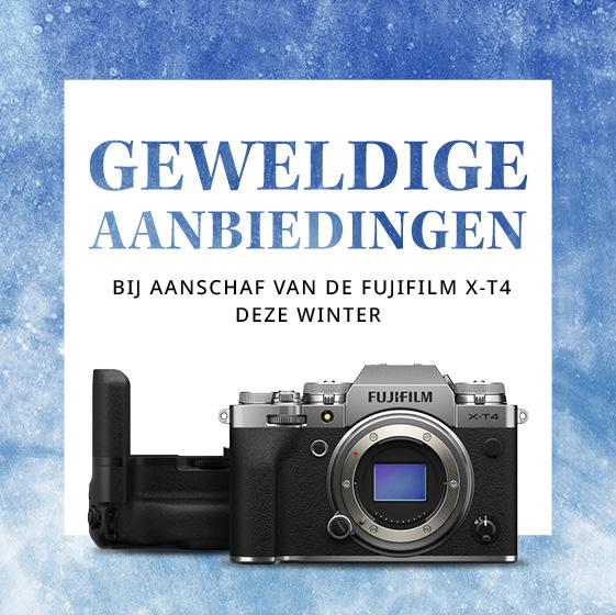 Fujifilm X-T4 + VG-XT4 grip
